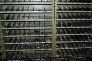 Wacker Neuson onderdelen voor minigravers en  kranen - mobiel en rups