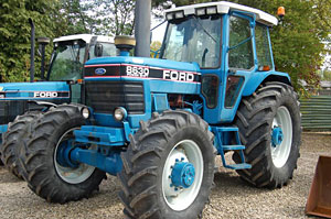 Ford 8630 tractor