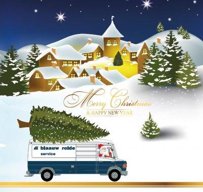 Wij wensen u fijne feestdagen en een voorspoedig nieuwjaar!
