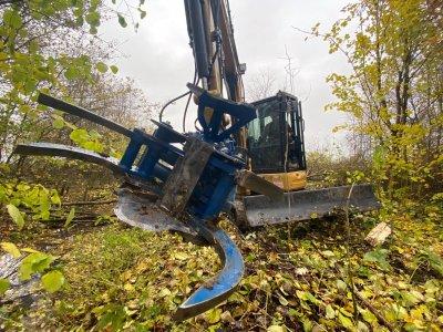 TK25 Bomenknipper voor Groentotaal A. de Boer