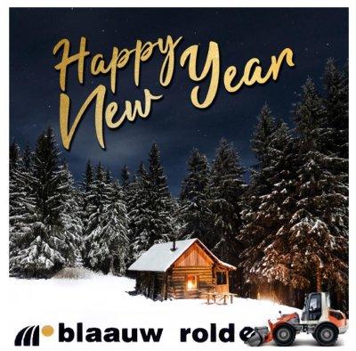 Wij wensen u een gezond en voorspoedig nieuwjaar!